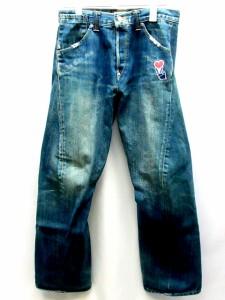 リーバイスエンジニアドジーンズ Levi's Engineered Jeans デニム パンツ ジーンズ 立体裁断 ルーズ 日本製 ボタンフラ ベクトル【中古】