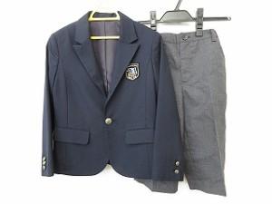 0cfd1687fb89c コムサイズム COMME CA ISM スーツ セットアップ 入学式 結婚式 発表会 ジャケット パンツ 長袖 紺