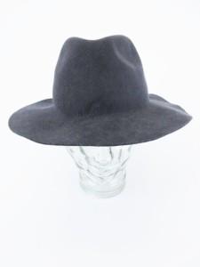 クラッシャブル Crushable 帽子 ハット 中折れ フェルト ウール グレー /mi レディース ベクトル【中古】