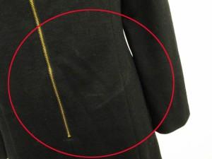 トランテアン ソン ドゥ モード 31 Sons de mode ワンピース 長袖 ミニ ウール 36 黒 ブラック /KY レディース ベクトル【中古】