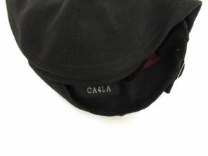 カシラ CA4LA 帽子 ハンチング グレー /KY メンズ