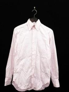 ユナイテッドアローズ UNITED ARROWS シャツ カジュアル ボタンダウン コットン 36 ピンク ako メンズ ベクトル【中古】