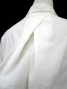 セブンデイズサンデイ SEVENDAYS=SUNDAY シャツ ブラウス ドルマン 長袖 F 白 ホワイト ayy レディース ベクトル【中古】
