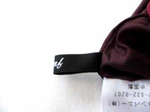 ロフ loaf パンツ テーパード 無地 1 紫 /EK500 【中古】 ベクトル【中古】