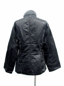 アンタイトル UNTITLED ジャケット スタンドカラー ナイロン 9 黒 /CY19 レディース ベクトル【中古】