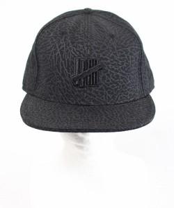 ニューエラ NEW ERA 帽子 キャップ 総柄 ウール 黒 グレー 59.6  DE32 メンズ ベクトル  1d33ccb9057e