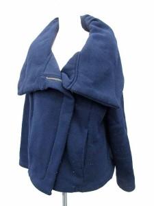 ディスコート Discoat ショートジャケット M 紺 /DB438 【中古】 ベクトル【中古】
