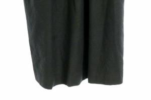 ロペ ROPE ワンピース 膝丈 九分袖 38 黒 レディース ベクトル【中古】