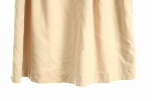 アースミュージック&エコロジー EARTH MUSIC & ECOLOGY ワンピース 膝丈 長袖 M ピンク レディース ベクトル【中古】