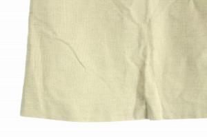 ニューヨーカー NEWYORKER スカート 膝丈 タイト 9 ベージュ レディース ベクトル【中古】