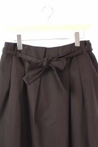 スタニングルアー STUNNING LURE スカート フレア ロング 2 茶色 レディース ベクトル【中古】