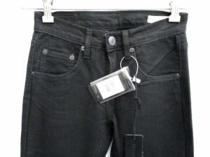 エイティーンスアメンドメント 18th Amendment パンツ デニム ジーンズ ブーツカット 24 黒 /NT ● ■ ベクトル【中古】