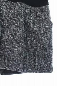 アンナケリー Anna Kerry パンツ ショート ハイウエスト 38 グレー /AA ■AC レディース ベクトル【中古】