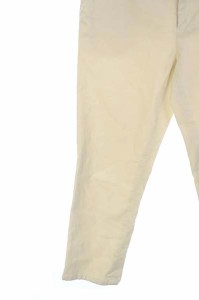 ジンジャーエール GINGER ALE パンツ テーパード コーデュロイ 02 アイボリー /DF ■AC レディース ベクトル【中古】