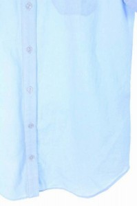 ル シル アビリー Lu cillee ably シャツ 半袖 38 水色 /KK ■AC レディース ベクトル【中古】