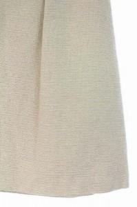 ルビーリベット Rubyrivet スカート ミニ 台形 38 ベージュ /YS ■AC レディース ベクトル【中古】