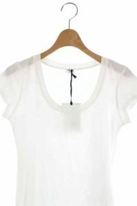 プラステ PLST Tシャツ 半袖 2 白 /KK レディース ベクトル【中古】