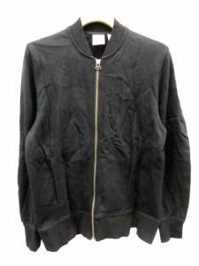 6c7a30f0c6c6b アディダスオリジナルス adidas originals ジャケット ジャンパー ブルゾン ジップアップ S 黒  DJ メンズ