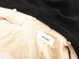スナイデル snidel コート チェスターショート ウール F ピンク /yy レディース ベクトル【中古】