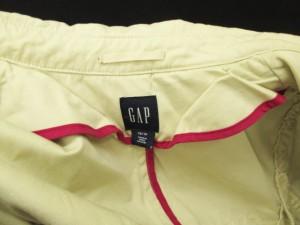 ギャップ GAP コート トレンチ ミディアム ベルト XS ベージュ /KY レディース ベクトル【中古】