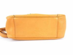 トフ&ロードストーン TOFF&LOADSTONE バッグ 鞄 ハンド ミニ レザー オレンジ /yy レディース ベクトル【中古】