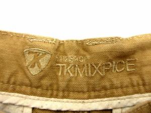 タケオキクチ ミクスパイス TK MIXPICE パンツ カーゴ ワーク 3 ベージュ /CY12 メンズ ベクトル【中古】