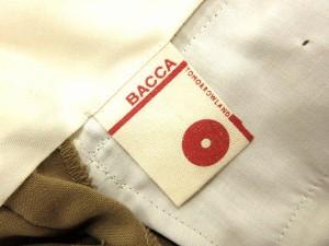 バッカ BACCA パンツ チノパン クロップド 38 ベージュ /CY11 レディース ベクトル【中古】