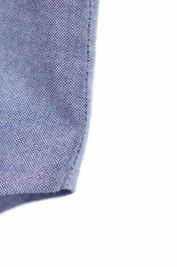 ツーディライヴ 02DERIV. シャツ ボタンダウン 半袖 1 青 /OM メンズ ベクトル【中古】