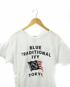 ボートハウス Boat House Tシャツ 半袖 プリント 3 白 /OM メンズ ベクトル【中古】