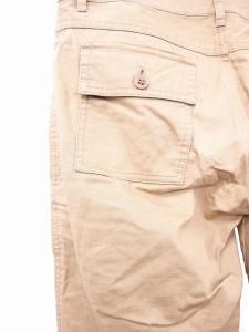 エムプルミエ M-Premier パンツ カーゴパンツ 綿 コットン 無地 シンプル 36 ブラウン 茶 /KT2 レディース ベクトル【中古】