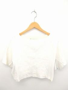 白 無地 tシャツ 厚手の画像