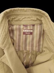 ポールスミスジーンズ Paul Smith JEANS ジャケット Pコート ショート 42 ベージュ レディース ベクトル【中古】