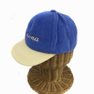 2f230d6cfea2 ビームスハート BEAMS HEART キャップ 帽子 パイル 青 ブルー GGG レディース