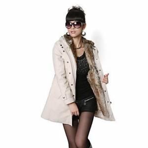 コート パーカー 厚手 ボア ベルト付き あったか 大人 かわいい ジャケット スリム 大きいサイズ アウター 防寒 あったか 冬 レディース