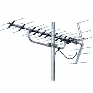マスプロ電工 地上デジタル放送受信用 家庭用 超高性能UHFアンテナ 14素子 LS146TMH