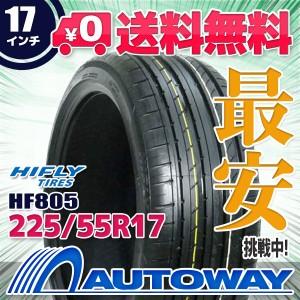 ◆送料無料◆【新品】 【タイヤ】 HIFLY HF805 225/55R17 101W XL