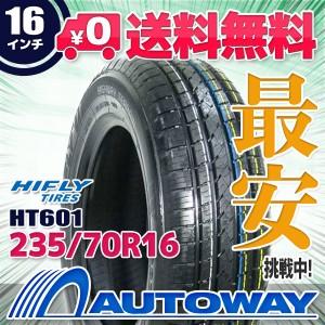 【超★ポイント祭 最大15倍増量中】 タイヤ サマータイヤ 235/70R16 106H  HIFLY HT601