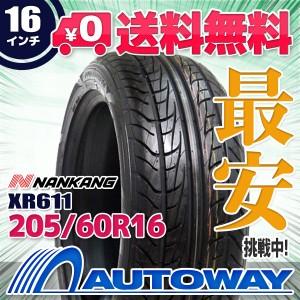◆送料無料◆【新品】 【タイヤ】 NANKANG XR611 205/60R16 96H