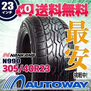 ◆送料無料◆【新品】 【タイヤ】 NANKANG N990 305/40R23 115V