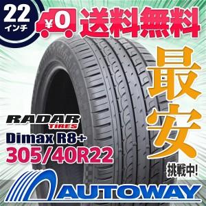 ◆送料無料◆【新品】 【タイヤ】  Radar Dimax R8+ 305/40R22