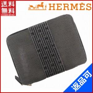 エルメス 手帳カバー HERMES 手帳カバー エールライン 即納 【中古】 X14851