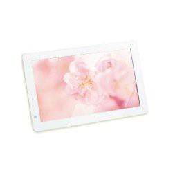 恵安 10インチワイド デジタルフォトフレーム(ホワイト) KD10FR-W
