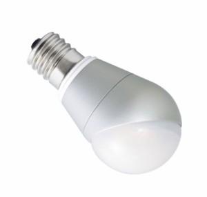 パナソニック LED電球 口金直径17mm 電球25W形相当 電球色相当(6.0W) 小型電球・斜め取付け専用タイプ 密閉形器具対応 LDA6LE17BH