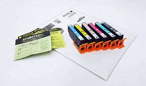 【Amazon.co.jp限定】 エコリカ エプソン(EPSON)対応 リサイクル インクカートリッジ(エプソン) IC6CL70L 6色パック EC-IC6CL70LA (FFP・