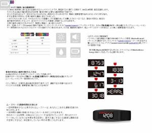 GARMIN(ガーミン) ランニング 歩数計 リストバンド型 活動量計 vivofit2 【日本版正規品】 140745