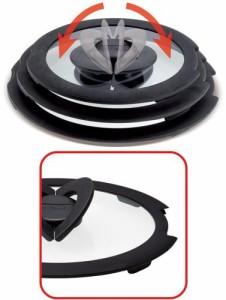 ティファール 鍋 フライパン 9点 セット 着脱式取っ手 蓋 付 ステンレス インジニオ・ネオ セット9 IH対応 L92992