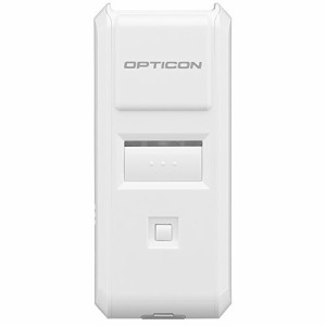 【オプトエレクトロニクス】OPN-4000i-WHT iOS対応(MFi認証)小型CCDバーコードスキャナ・データコレクタ Bluetooth搭載 《1次元バーコ