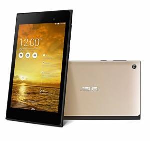 ASUS MeMO Pad 7 ( Android 4.4.2 / 7inch / Atom Z3560 / eMMC 16GB / 2GB / ゴールド ) ME572C-GD16