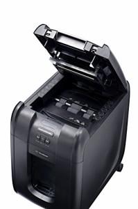 GBC シュレッダー 200枚細断 マイクロカット オートフィード GCS200AFM-B