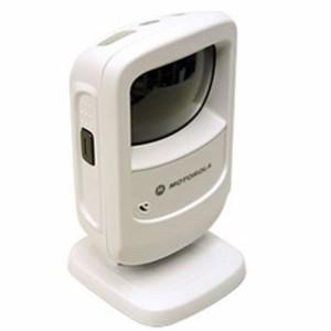 【Zebra】2次元対応固定式バーコードリーダー《USB・白モデル》取説付 DS9208-USBR